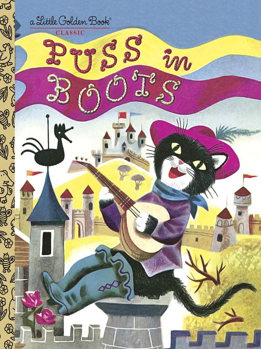 Title details for Puss in Boots by Kathryn Jackson - Wait list