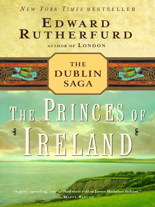 Title details for The Princes of Ireland by Edward Rutherfurd - Wait list