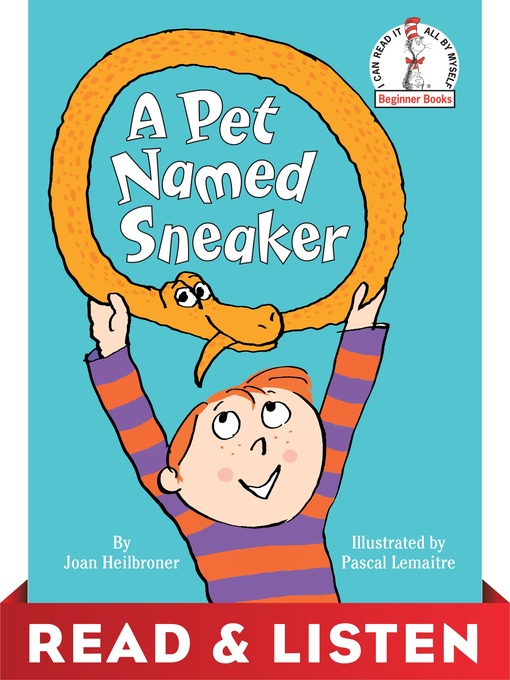 Cover of A Pet Named Sneaker