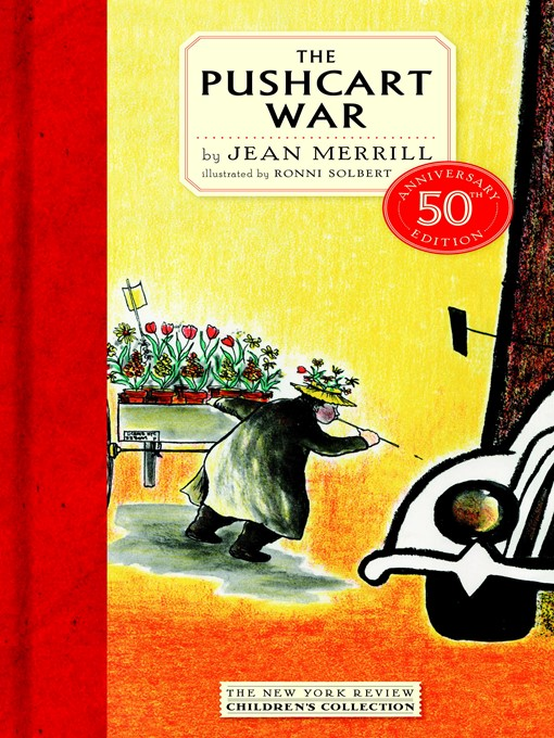 Title details for The Pushcart War by Jean Merrill - Wait list