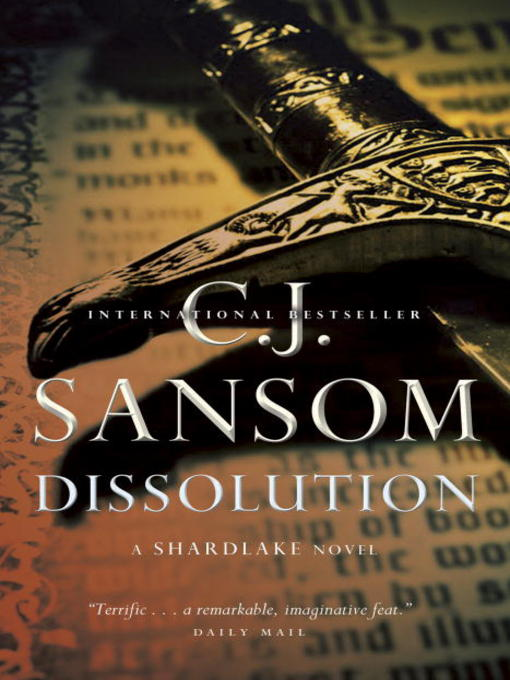 Title details for Dissolution by C. J. Sansom - Wait list