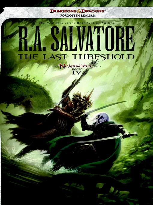Title details for The Last Threshold by R. A. Salvatore - Available