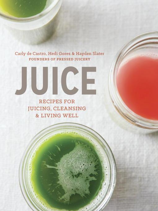 Title details for Juice by Carly de Castro - Wait list