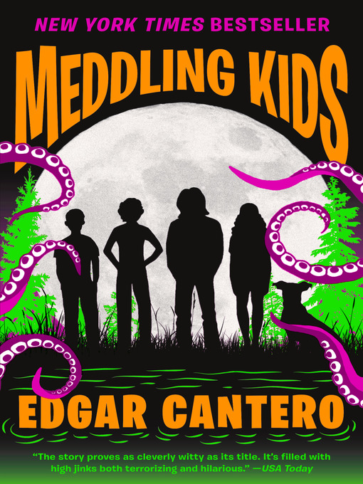 Title details for Meddling Kids by Edgar Cantero - Wait list
