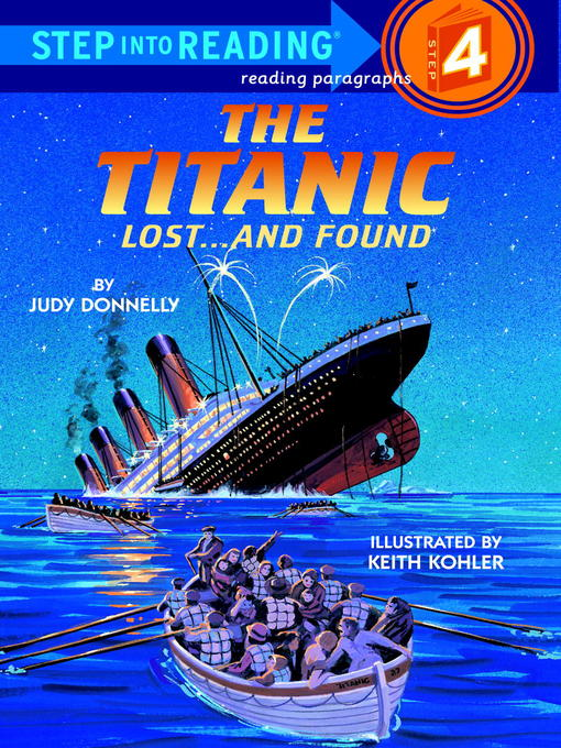 Title details for The Titanic by Judy Donnelly - Available