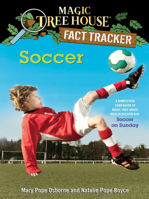 Title details for Soccer by Mary Pope Osborne - Available