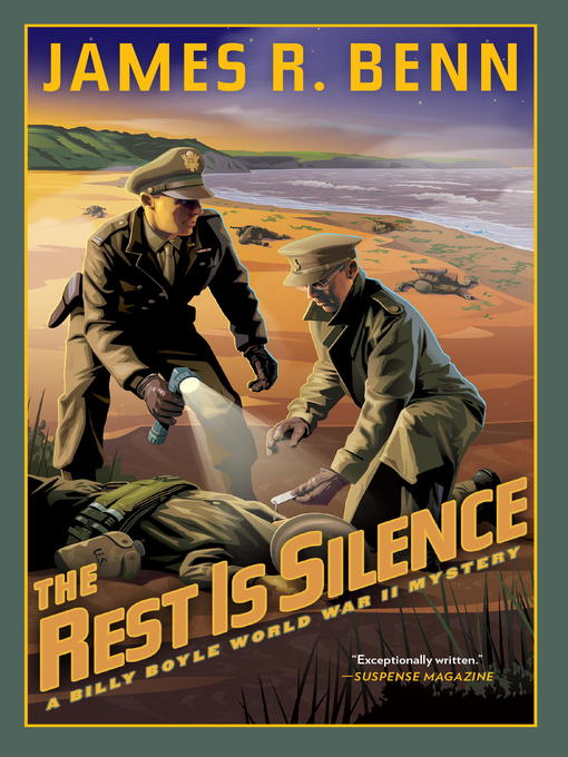 Title details for The Rest Is Silence by James R. Benn - Available