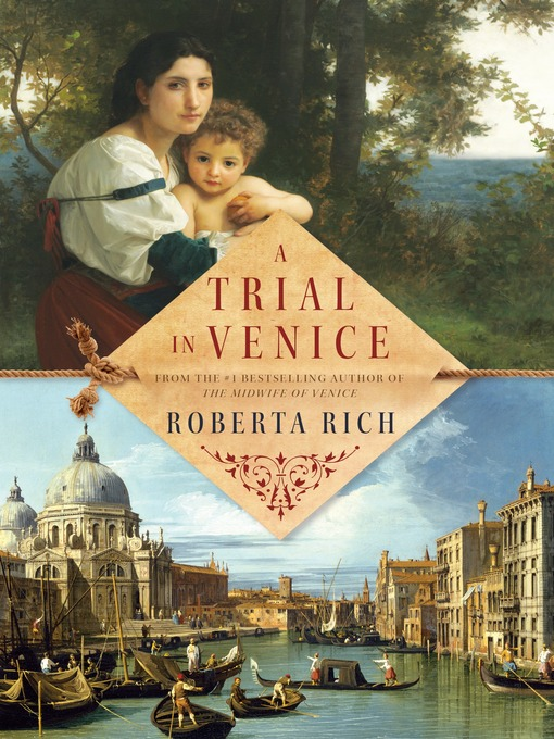 Title details for A Trial in Venice by Roberta Rich - Wait list