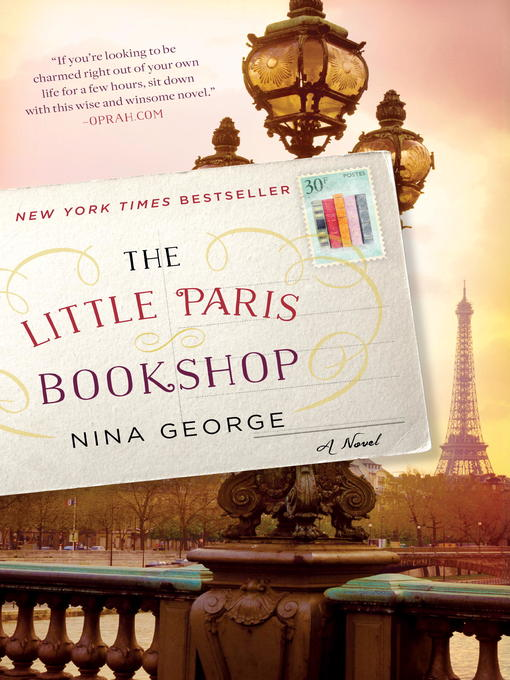 Title details for The Little Paris Bookshop by Nina George - Wait list