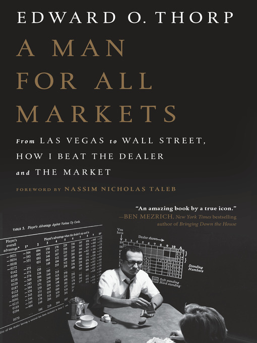 Title details for A Man for All Markets by Edward O. Thorp - Available