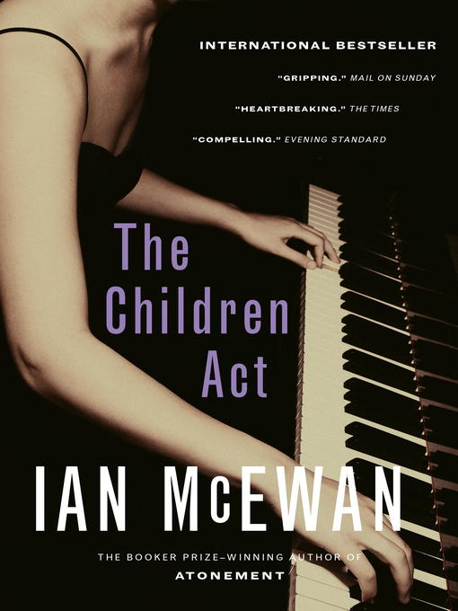 Title details for The Children Act by Ian McEwan - Wait list