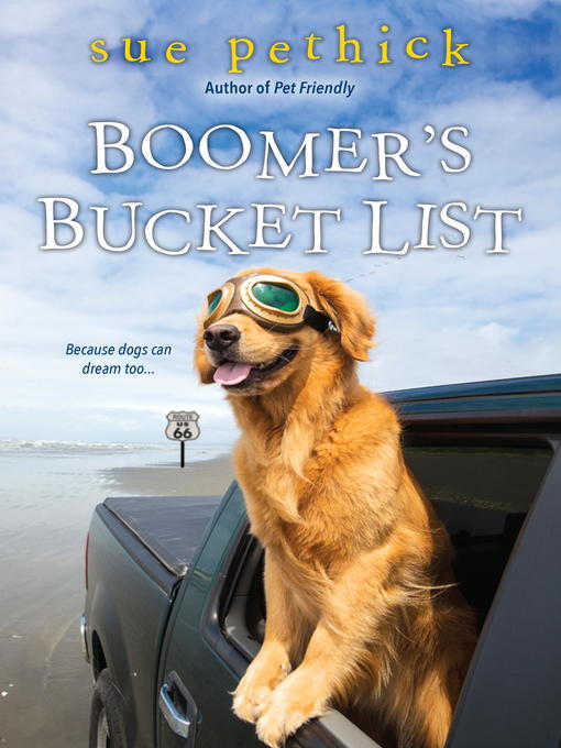 Title details for Boomer's Bucket List by Sue Pethick - Wait list
