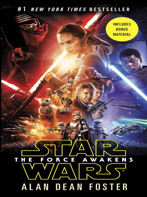 Title details for The Force Awakens by Alan Dean Foster - Available