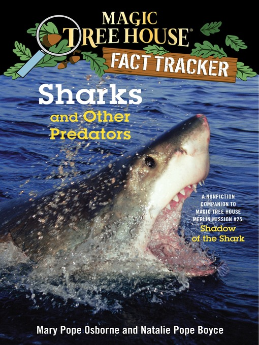 Title details for Sharks and Other Predators by Mary Pope Osborne - Available