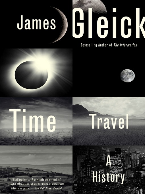 Title details for Time Travel by James Gleick - Wait list
