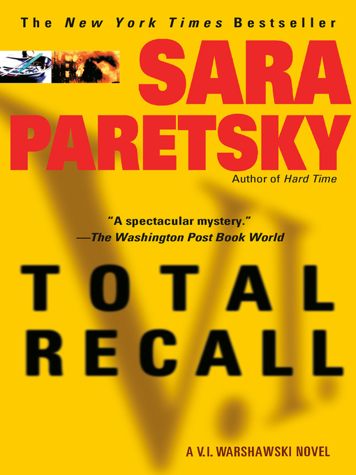 Title details for Total Recall by Sara Paretsky - Wait list