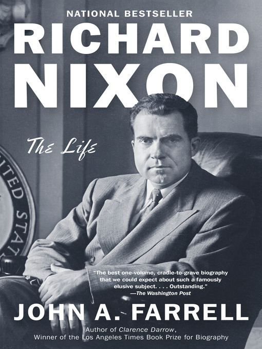 Cover of Richard Nixon