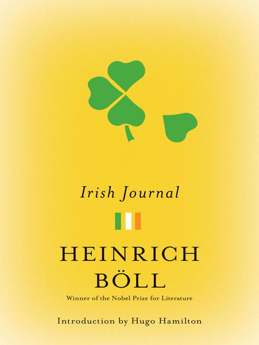 Title details for Irish Journal by Heinrich Boll - Wait list