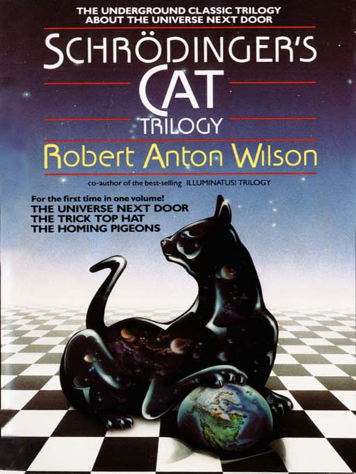 Cover of Schrodinger's Cat Trilogy