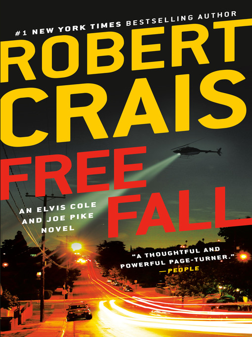 Title details for Free Fall by Robert Crais - Available
