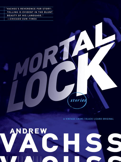 Title details for Mortal Lock by Andrew Vachss - Available