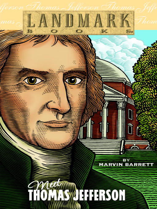 Title details for Meet Thomas Jefferson by Marvin Barrett - Available