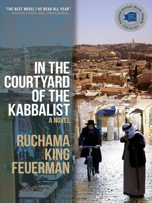 Cover of In the Courtyard of the Kabbalist