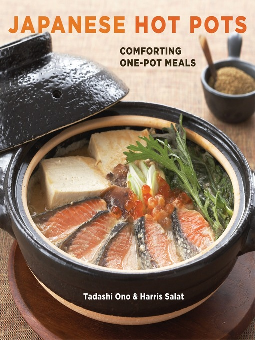 Title details for Japanese Hot Pots by Tadashi Ono - Available
