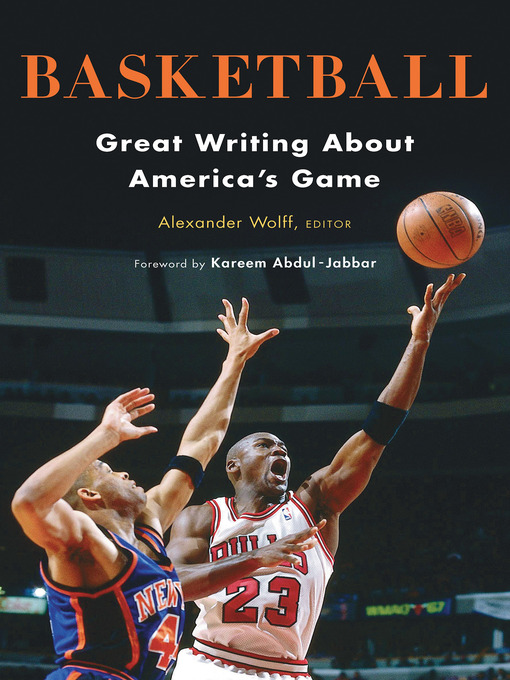Cover image for book: Basketball