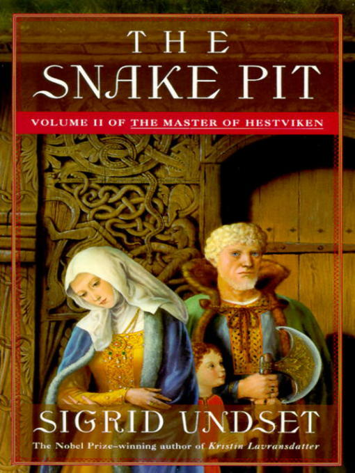 Cover of The Snake Pit