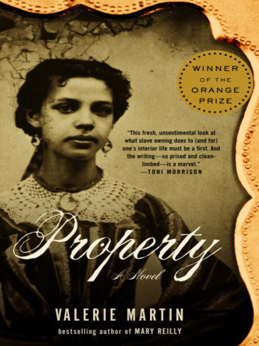 Title details for Property by Valerie Martin - Available