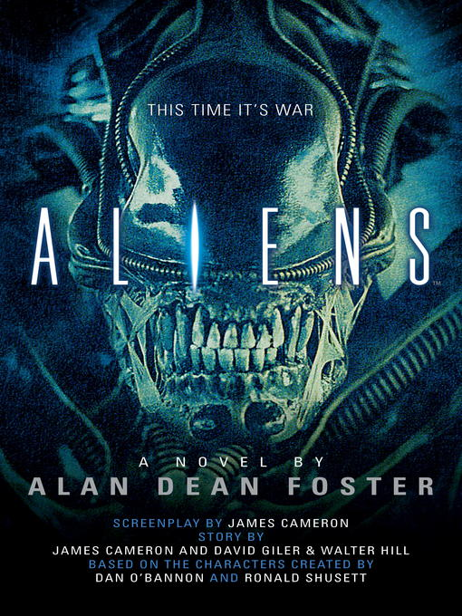 Title details for Aliens by Alan Dean Foster - Available