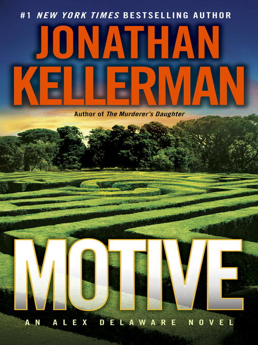 Title details for Motive by Jonathan Kellerman - Wait list