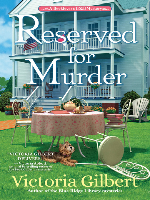 Title details for Reserved for Murder by Victoria Gilbert - Available
