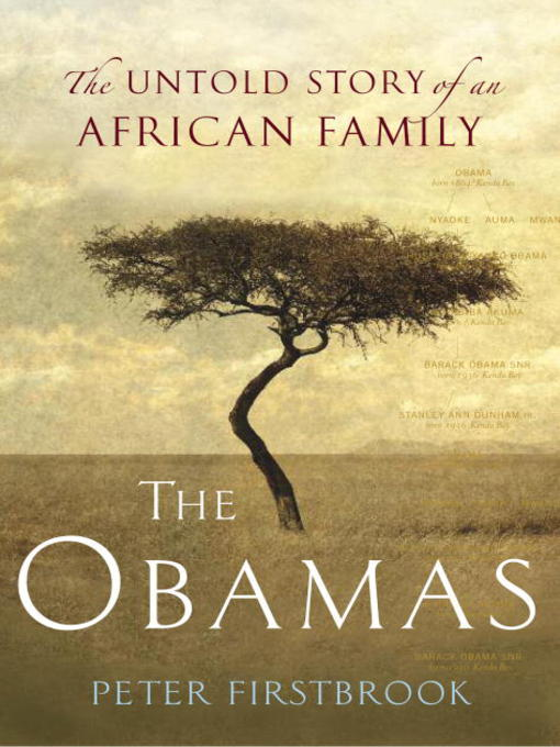 Title details for The Obamas by Peter Firstbrook - Available