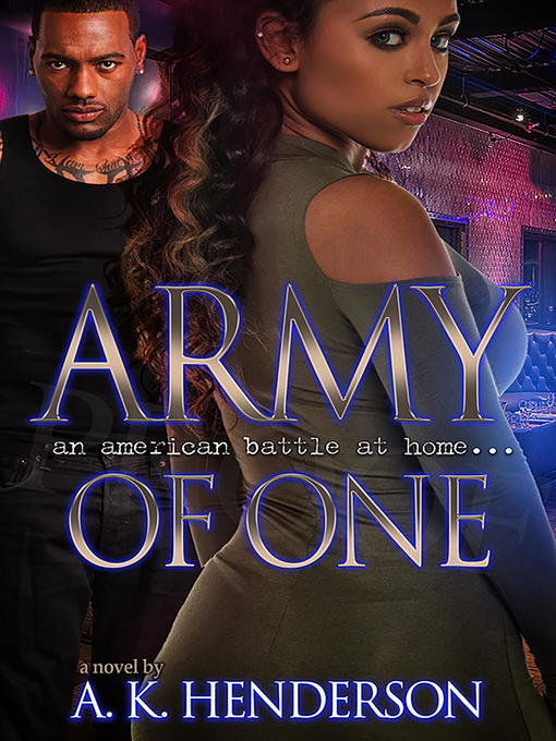 Title details for Army of One by A.K. Henderson - Available