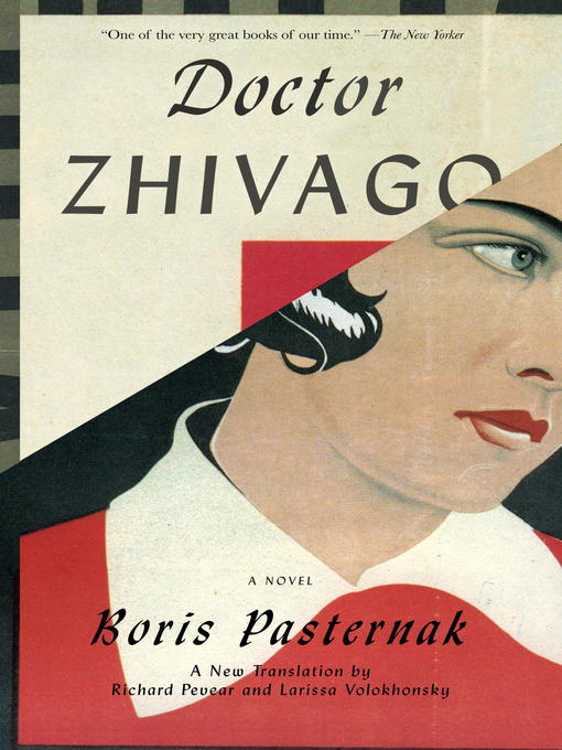 Cover of Doctor Zhivago