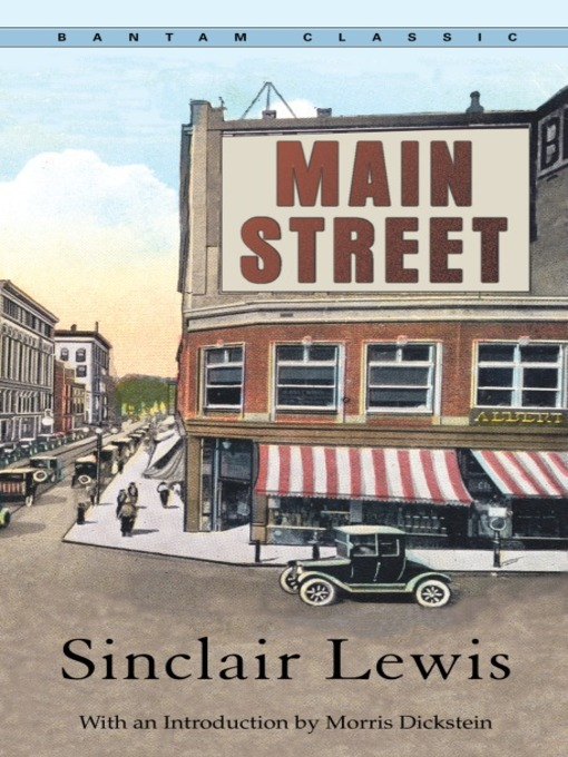 Title details for Main Street by Sinclair Lewis - Available