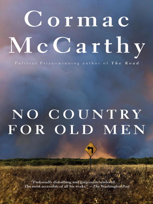 Title details for No Country for Old Men by Cormac McCarthy - Wait list