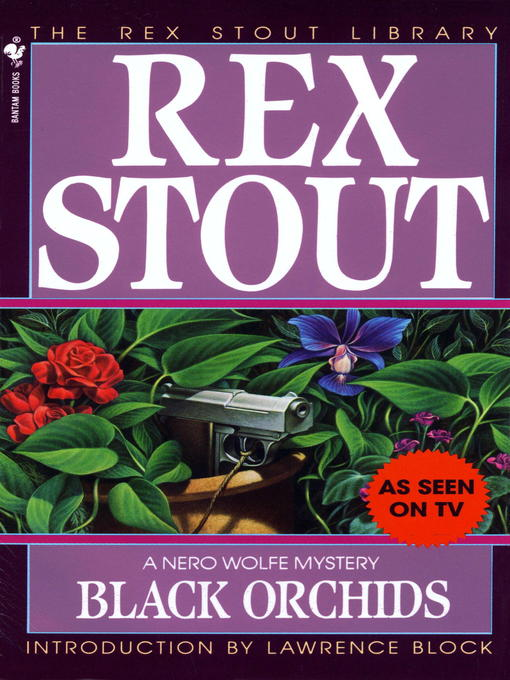 Title details for Black Orchids by Rex Stout - Available