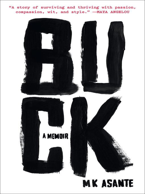 Title details for Buck by M.K. Asante - Available
