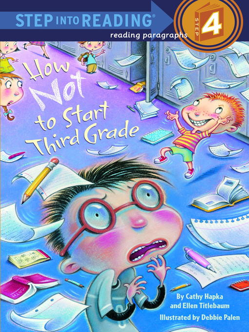 Cover image for How Not to Start Third Grade