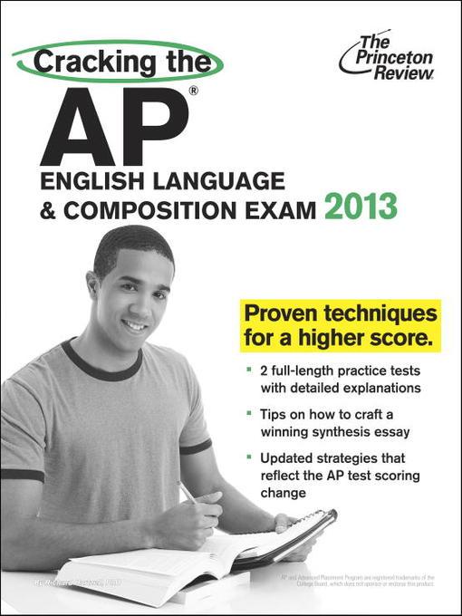 ap english language and composition essays 2013