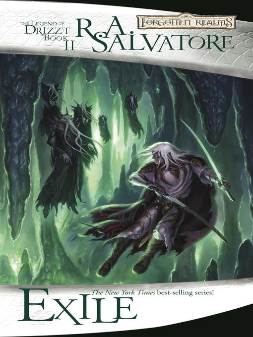 Title details for Exile by R.A. Salvatore - Available