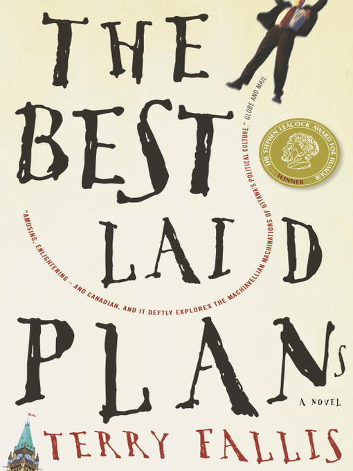 Title details for The Best Laid Plans by Terry Fallis - Wait list