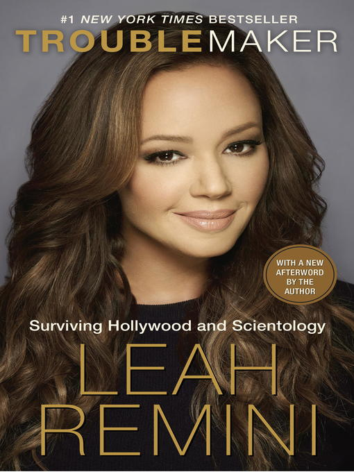 Title details for Troublemaker by Leah Remini - Wait list