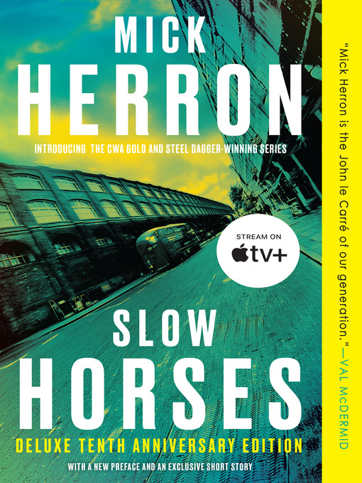 Title details for Slow Horses by Mick Herron - Wait list