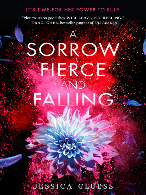Cover of A Sorrow Fierce and Falling (Kingdom on Fire, Book Three)