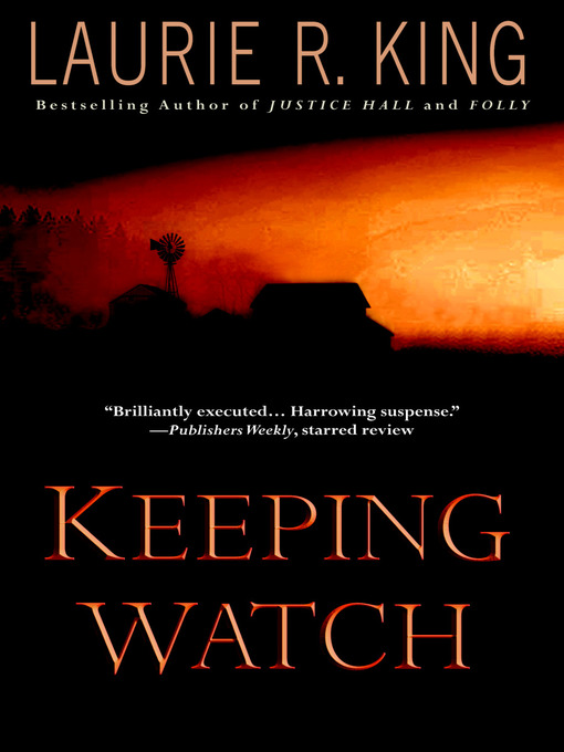 Title details for Keeping Watch by Laurie R. King - Available