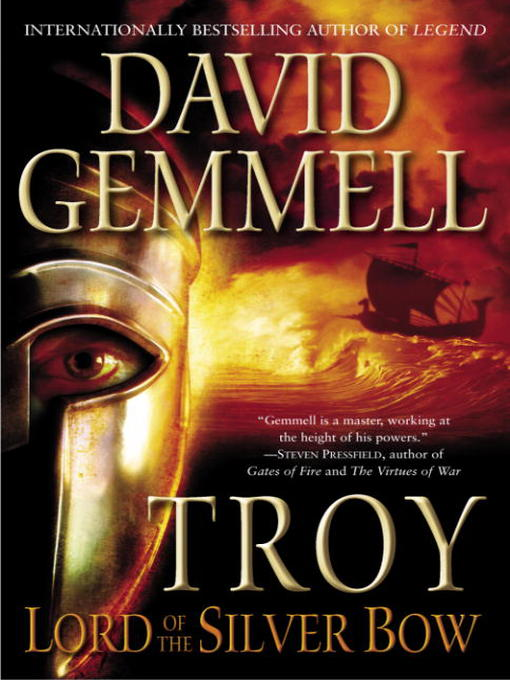 Title details for Lord of the Silver Bow by David Gemmell - Available